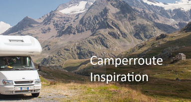 Camperroute inspiration